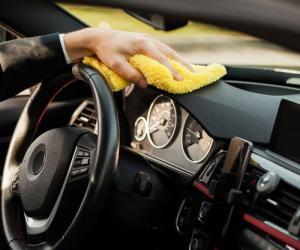 7 Dicas para limpar o interior do seu carro
