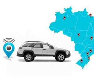Tipos de rastreadores para carros