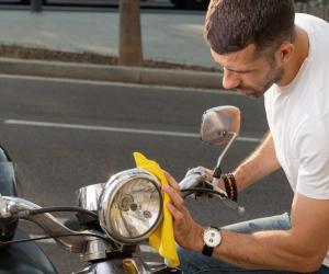 Confira 3 cuidados que você deve ter com a sua moto