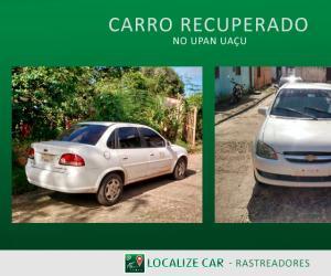 CARRO ROUBADO - Upan Uaçu - PAÇO DO LUMIAR