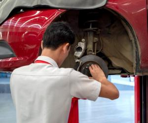 A importância da manutenção dos freios de seu veículo