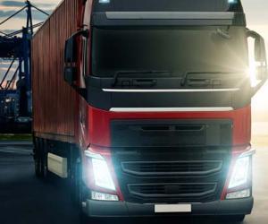 Rastreador impede que ladrões levem caminhão carregado com carnes
